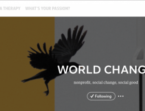 World Change on Flipboard