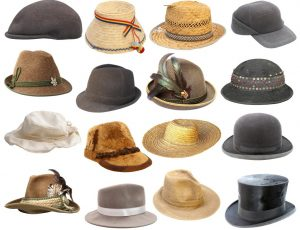 The many hats of world changers