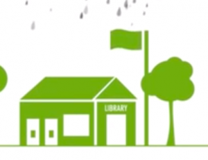 This campaign to save a library in Troy, Michigan