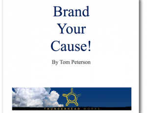New E-Chapter: Brand Your Cause