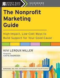 Nonprofit Marketing book