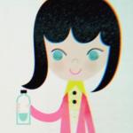 drink bottled water