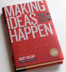 scott belsky making ideas happen