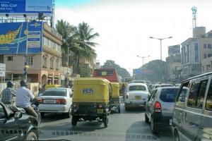TrafficInBangalore-KarthikSudhir