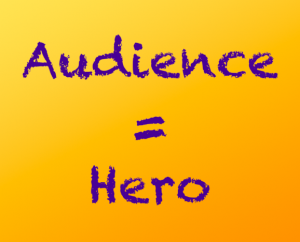 audience-is-hero
