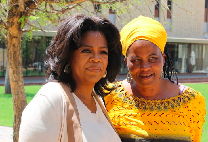 """Tererai, the improbable story of Oprah's """"favorite guest"""""""